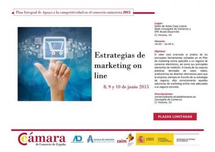 El Ayuntamiento Programa Cursos De Formación Adaptados A Las Necesidades De Los Comerciantes De Alcalá De Henares
